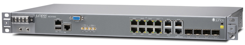 Juniper Networks ACX1100 Left Angle