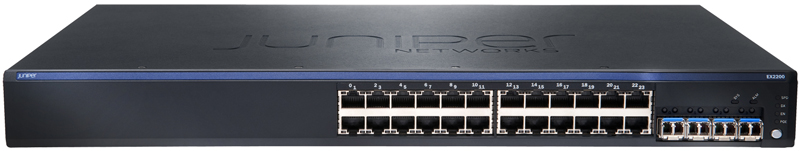 Juniper Networks EX2200-24T-4G Ethernet Switch