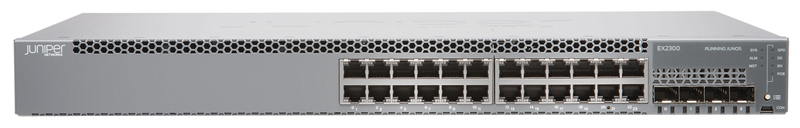 Juniper Networks EX2300-24T-VC Ethernet Switch