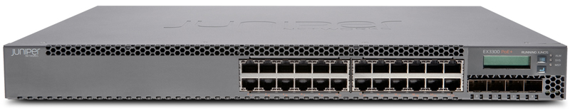 Juniper Networks EX3300-24P Ethernet Switch