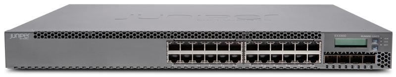 Juniper Networks EX3300-24T-DC Ethernet Switch