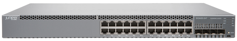 Juniper Networks EX3400-24T