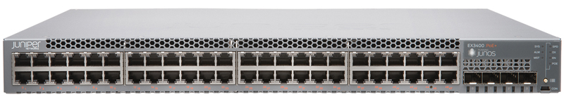 Juniper Networks EX3400-48P