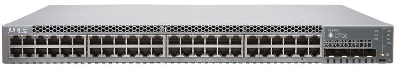 Juniper Networks EX3400-48T-AFI