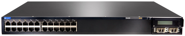 Juniper Networks EX4200-24T-DC Ethernet Switch with Virtual Chassis Technology