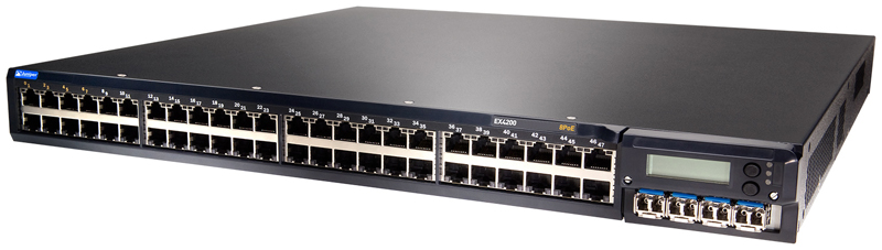 Juniper Networks EX4200-48P PoE Gigabit 48-port 10//100//1000BASE-T Switch 930W