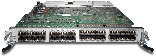 Juniper Networks EX8200-40XS Ethernet Line Card