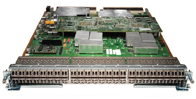 Juniper Networks EX8200-48F Ethernet Line Card