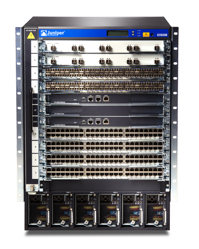 Juniper Networks EX8208 Ethernet Switch
