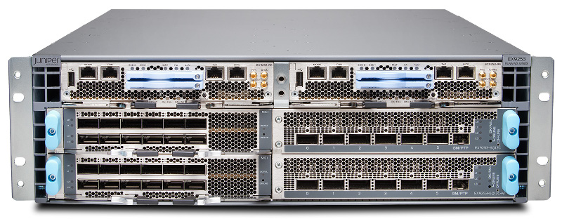 Juniper Networks EX9253 Ethernet Switch | NetworkScreen com