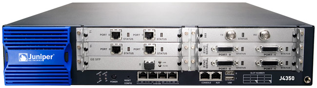 Juniper Networks J4350 Services Router