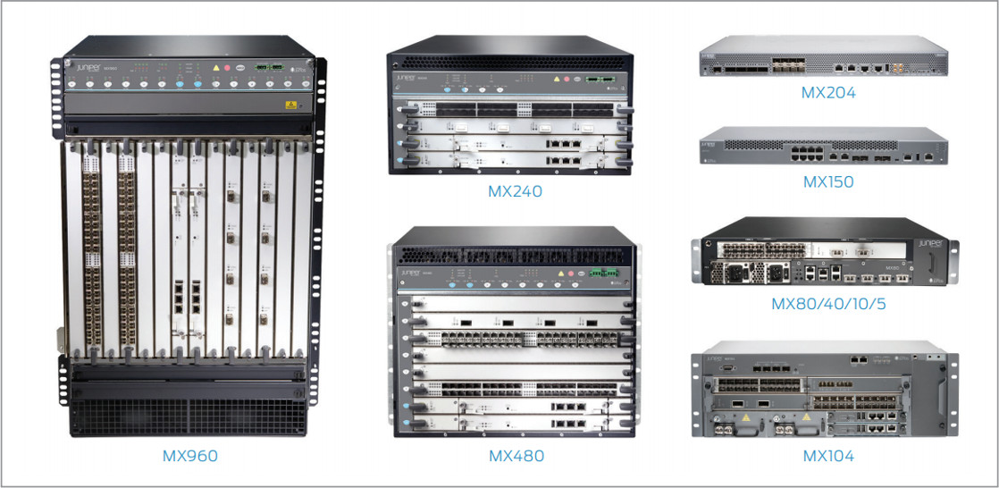 Juniper Networks MX Series Specifications