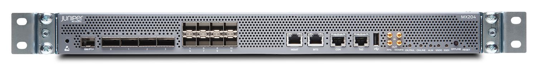 Juniper Networks MX204   NetworkScreen com