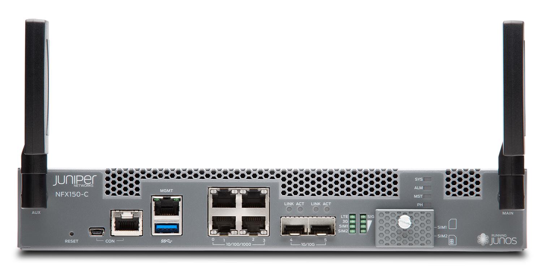 Juniper Networks NFX150 | NetworkScreen com