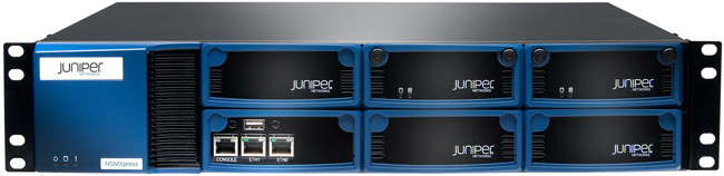 Juniper Networks NSMXpress