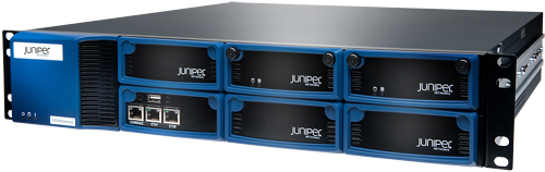Juniper Networks NSMXpress Left Angle