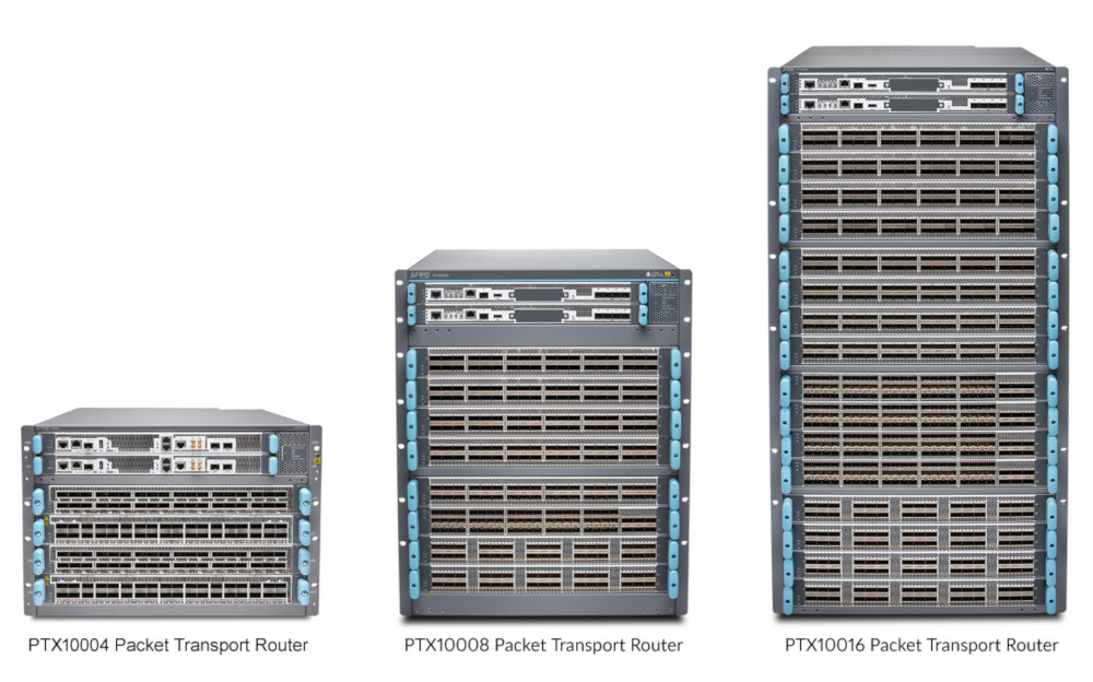 PTX10000 Packet Transport Routers