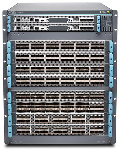 Juniper Networks QFX10008 | NetworkScreen com