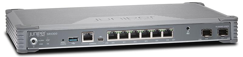 Juniper Networks SRX300 Services Gateway | NetworkScreen com