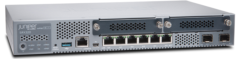 Juniper Networks SRX320 Services Gateway | NetworkScreen com