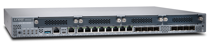 Juniper Networks SRX340 Services Gateway | NetworkScreen com
