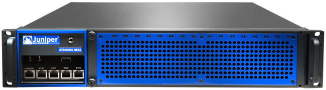 Juniper Networks STRM5000 NEBS Appliance