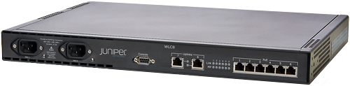 Juniper Networks WLC8 Wireless LAN Controller Left Angle